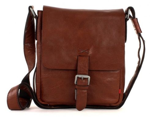 strellson Greenford Messenger S Cognac
