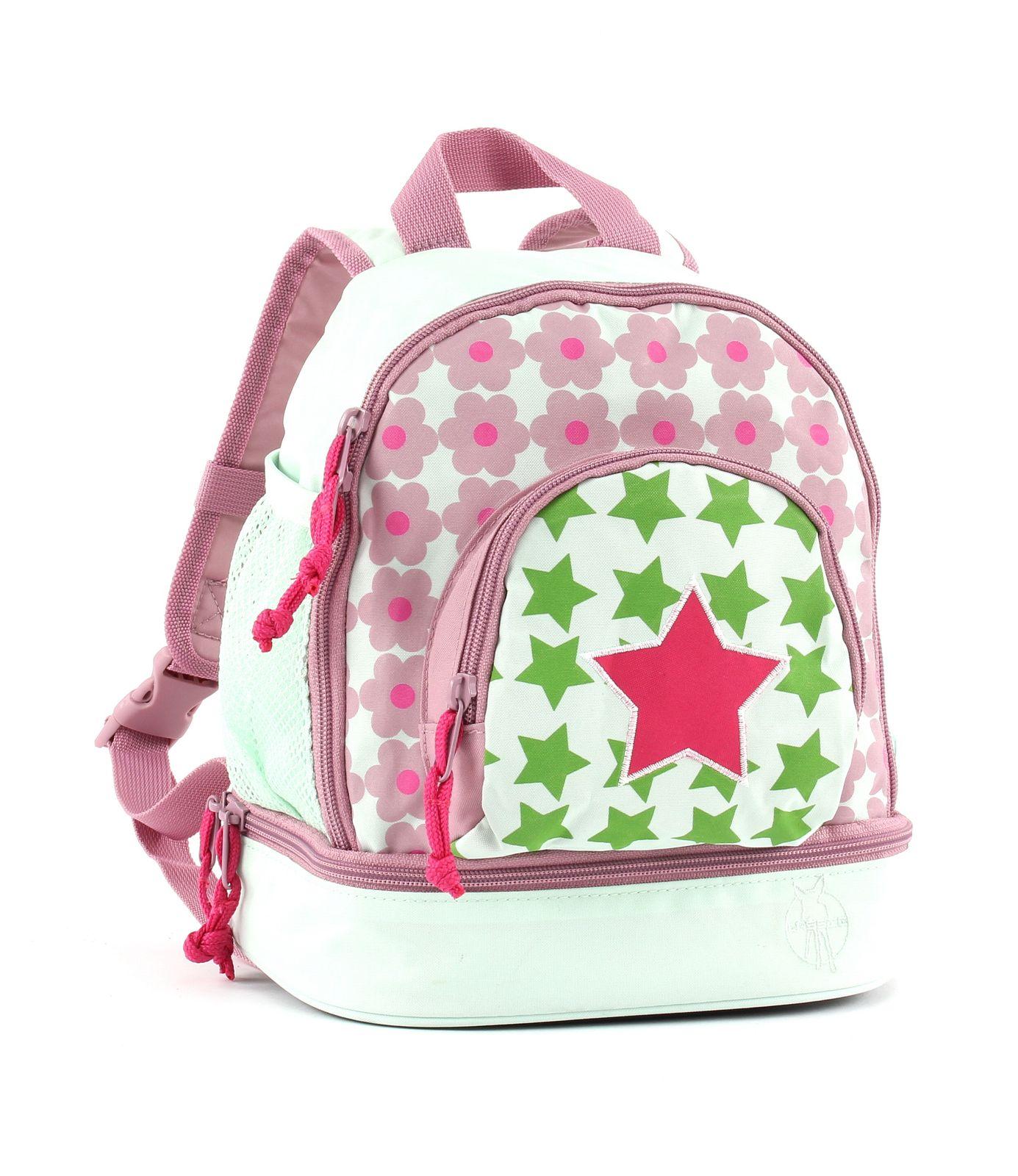Lässig 4Kids Mini Backpack M Starlight Magenta