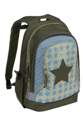 Lässig 4Kids Mini Backpack Big Starlight Olive