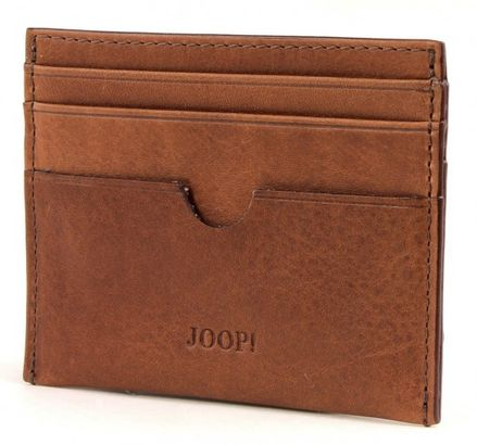 JOOP! Peteus Liana 6 Card Holder Cognac