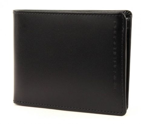 PORSCHE DESIGN Classic Line 2.1 Card Holder H9 Black