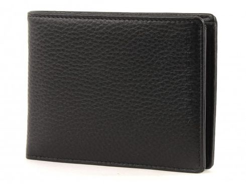 PORSCHE DESIGN Cervo 2.0 Billfold H4 Black