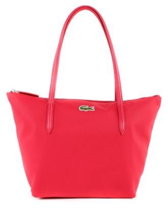 LACOSTE L.12.12 Concept S Shopping Bag Virtual Pink