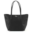 LACOSTE L.12.12 Concept S Shopping Bag Black buy online at modeherz