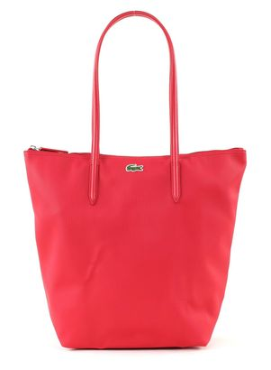 LACOSTE L.12.12 Concept Vertical Shopping Bag Virtual Pink