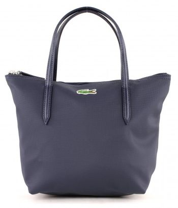 LACOSTE L.12.12 Concept Small Shopping Bag Eclipse