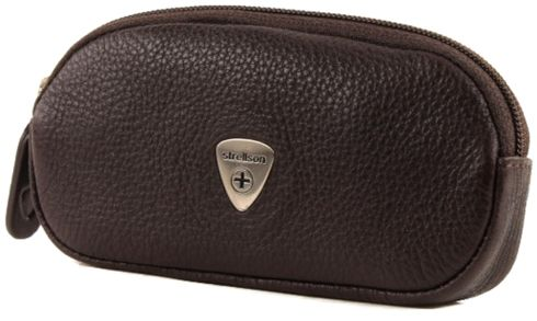 strellson Harrison KeyCase Z Dark Brown