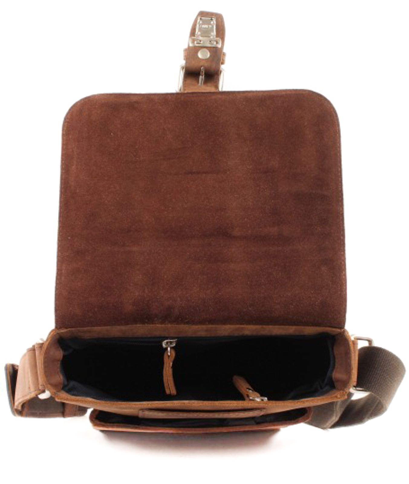 LEONHARD HEYDEN Salisbury Shoulder Bag S Brown