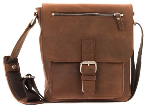 LEONHARD HEYDEN Salisbury Shoulder Bag S Brown