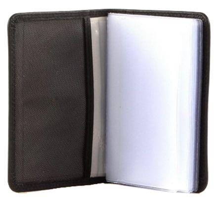 Braun Büffel Golf Credit Card Case Black