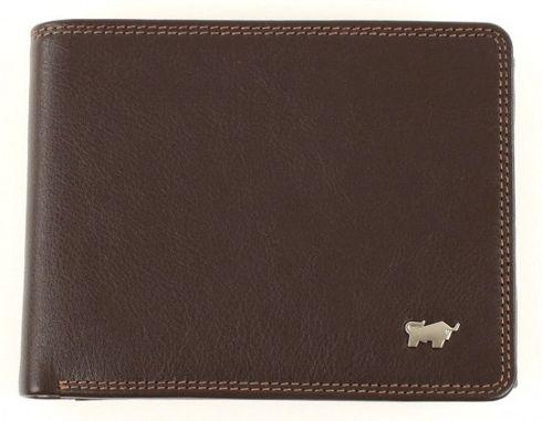 Braun Büffel Golf Geldbörse Braun