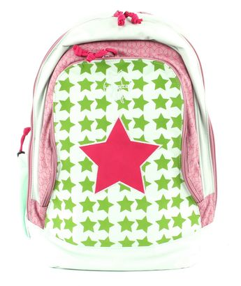 Lässig 4Kids Mini Backpack Big Starlight Magenta
