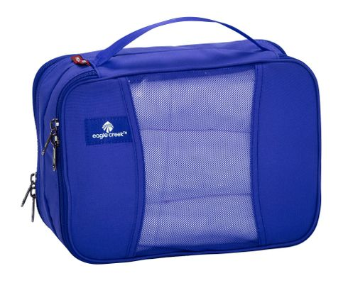 eagle creek Pack-It Clean Dirty Half Cube Blue Sea