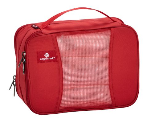 eagle creek Pack-It Clean Dirty Half Cube Red Fire