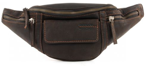 GreenLand Westcoast Beltbag Darkbrown