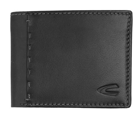 Camel Active Cardiff Small Wallet Quer Black