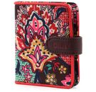 Oilily French Paisley S Flap Wallet Burgundy online kaufen bei modeherz