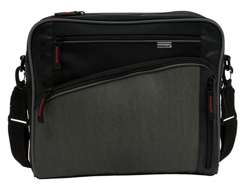oxmox Touch-It Street Bag M Grau