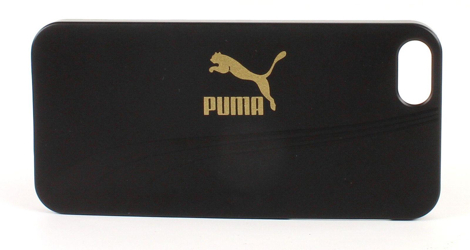 PUMA Bytes Phone Case Black