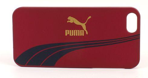 PUMA Bytes Phone Case Zinfandel
