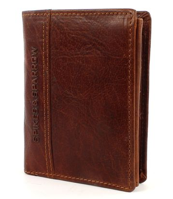 SPIKES & SPARROW Bronco Wallet High Brandy