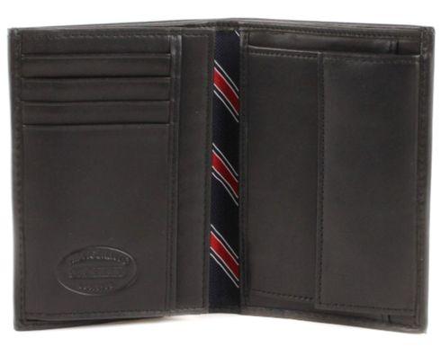 TOMMY HILFIGER Eton Wallet N/S with Coin Pocket Black