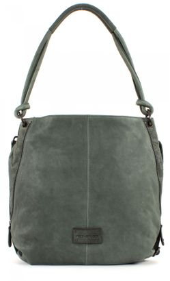 FREDsBRUDER Star Leather Pure S Petrol Grey