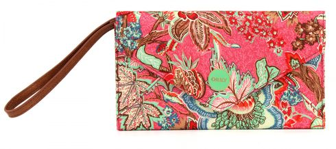 Oilily Jatin Flowers Clutch Rose