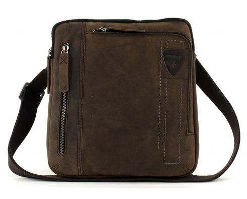 strellson Richmond ShoulderBag SV Dark Brown