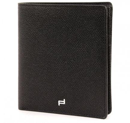 PORSCHE DESIGN French Classic 3.0 Billfold V11 Black