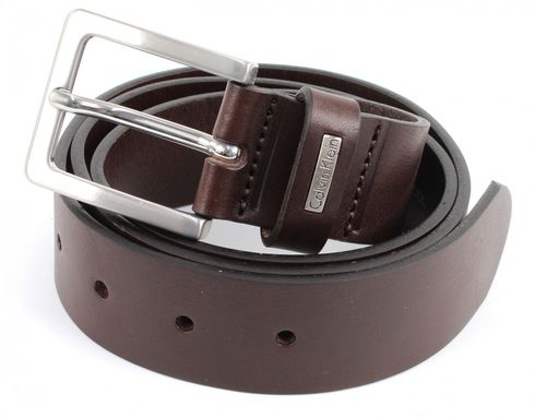 Calvin Klein Mino Belt 3 W105 Brown