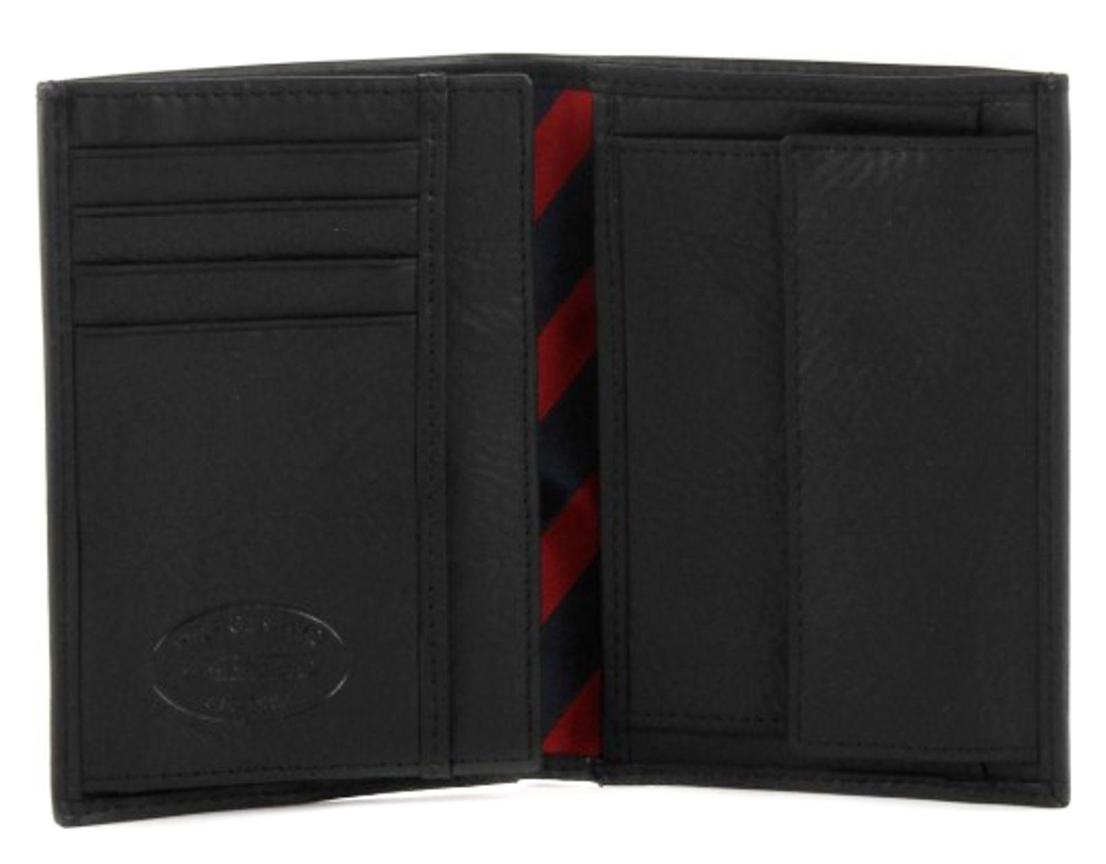 TOMMY HILFIGER Johnson N / S Wallet W / Coin Pocket Black