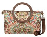 Oilily Folding City Handbag Cappuccino buy online at modeherz