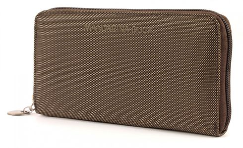 MANDARINA DUCK MD20 Zip Wallet Pirite
