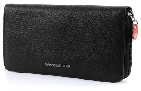 MANDARINA DUCK Mellow Leather L Purse Black