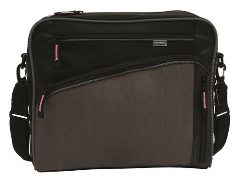 oxmox Touch-It Street Bag M Pink