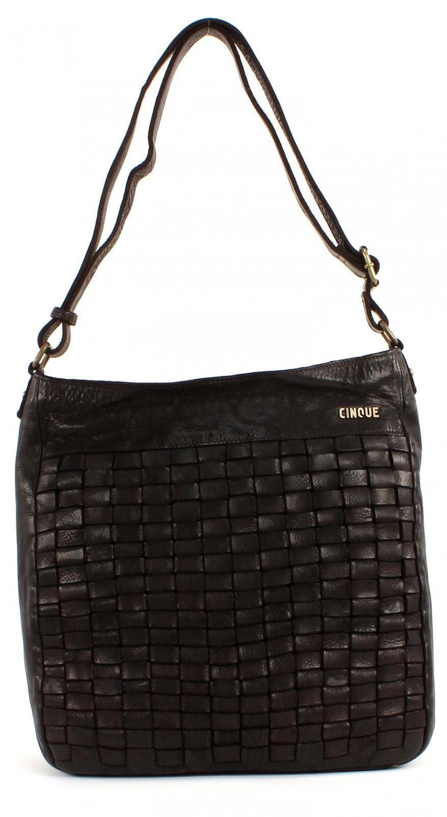 CINQUE Perino Bag Dark Brown