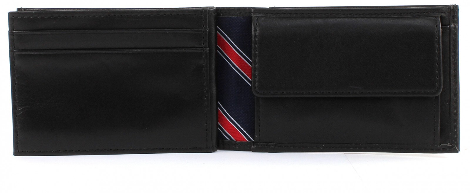 TOMMY HILFIGER Eton Mini CC Flap & Coin Pocket Black