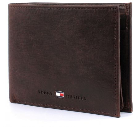 TOMMY HILFIGER Johnson CC Flap and Coin Pocket Brown