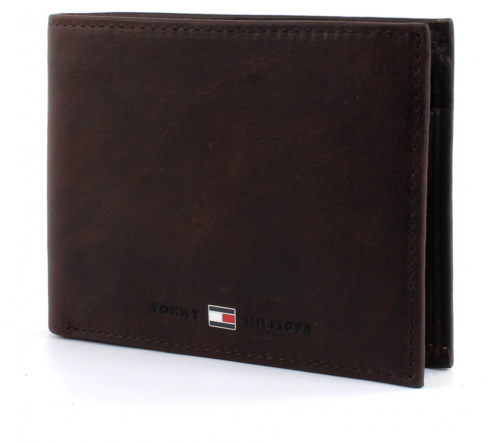 TOMMY HILFIGER Johnson CC and Coin Pocket Brown