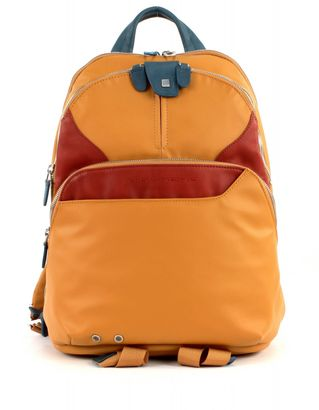 PIQUADRO Coleos Laptop Backpack Zafferando