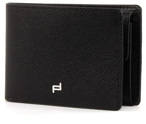 PORSCHE DESIGN French Classic 3.0 Billfold H3 Black