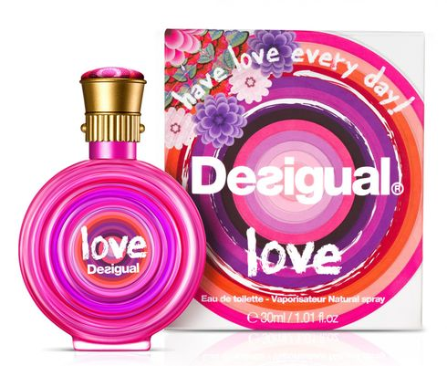 Desigual Love Eau de Toilette 30 ml
