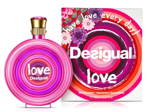 Desigual Love Eau de Toilette 100 ml