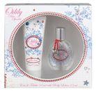 Oilily Blue Sparkle Eau de Toilette 50 ml + Body Lotion 75 ml online kaufen bei modeherz