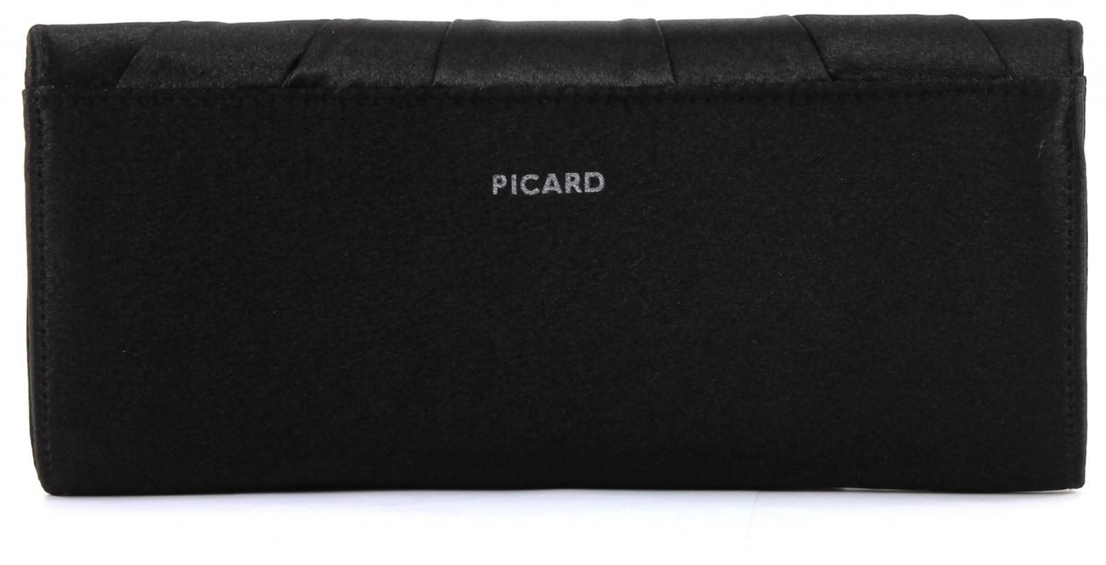 PICARD Scala Clutch Black