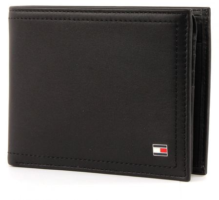 TOMMY HILFIGER Harry CC Flap and Coin Pocket Black