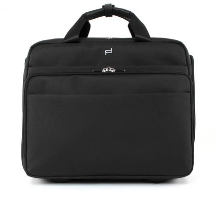 PORSCHE DESIGN Roadster 3.0 BriefBag S Black