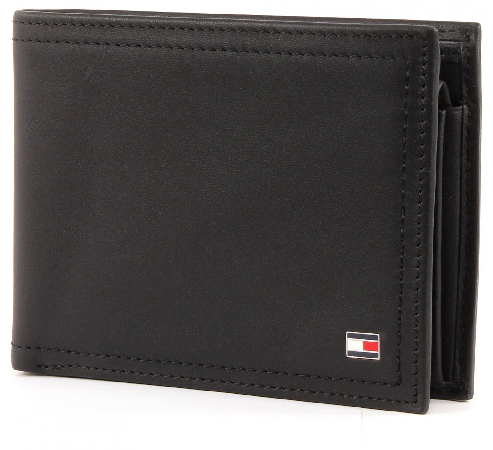 tommy hilfiger purse harry cc and coin pocket black. Black Bedroom Furniture Sets. Home Design Ideas