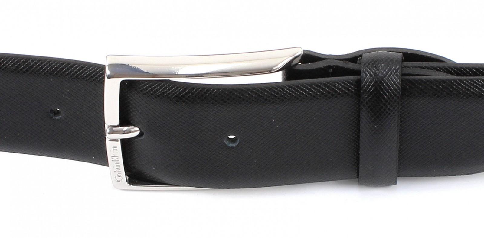 Calvin Klein Justin 2 Belt W80 Black